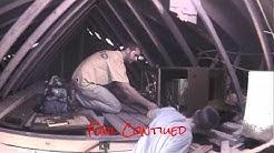 3 ton ac install in attic