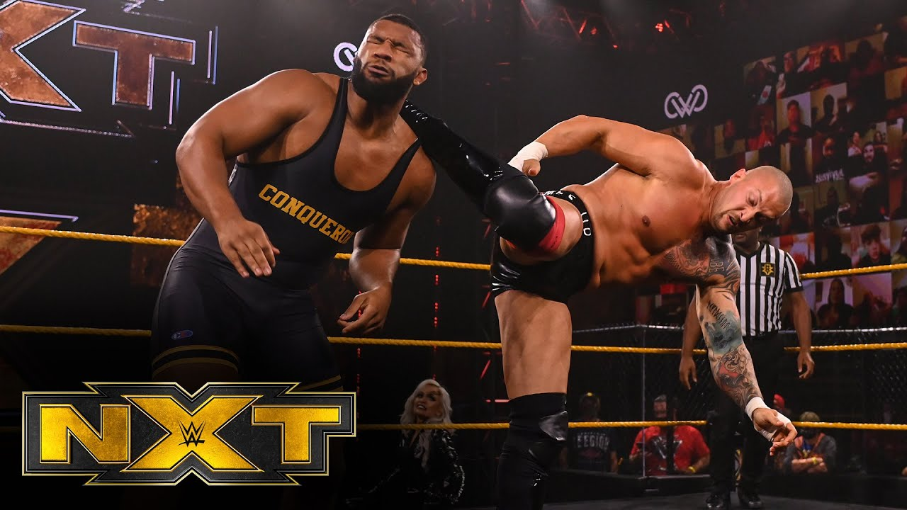 Karrion Kross dominates in return to the ring, challenges Damian Priest: WWE NXT, Dec. 16, 2020