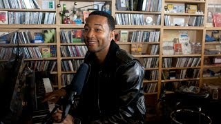 John Legend: NPR Music Tiny Desk Concert