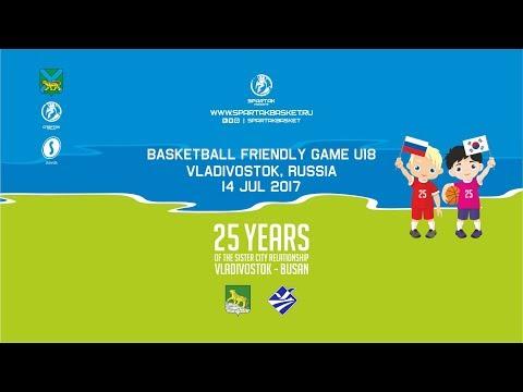 Spartak-Primorye (Vladivostok, Russia) - JungAng (Busan, Republic of Korea) 76:77