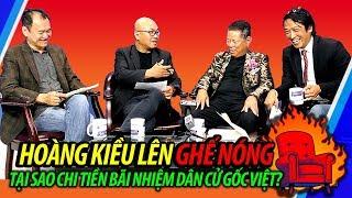 HOÀNG KIỀU LÊN GHẾ NÓNG: Chi bao nhiêu tiền để bãi nhiệm dân cử gốc Việt?