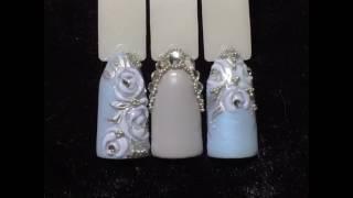 Дизайн ногтей Эми