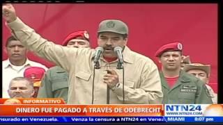 brasilea dice que maduro le pag 11 millones de dlares para campaa presidencial de chvez de 2012