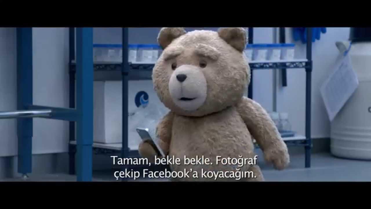 AYI TEDDY 2 - Türkçe Altyazılı İlk Fragman