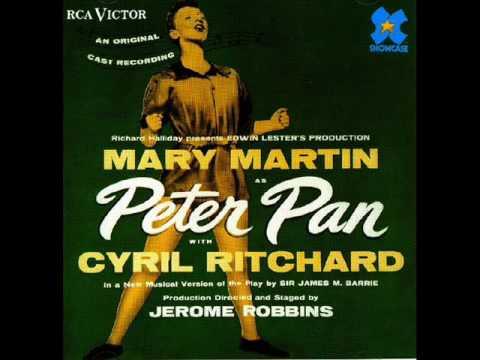 Peter Pan Soundtrack (1960) -22- Tender Shepherd Reprise