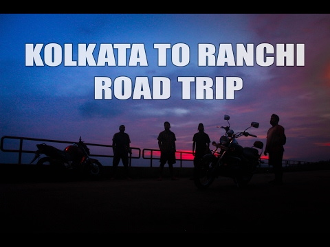 Kolkata to Ranchi Road Trip Song Godsmack I Stand Alone and Light and Motion