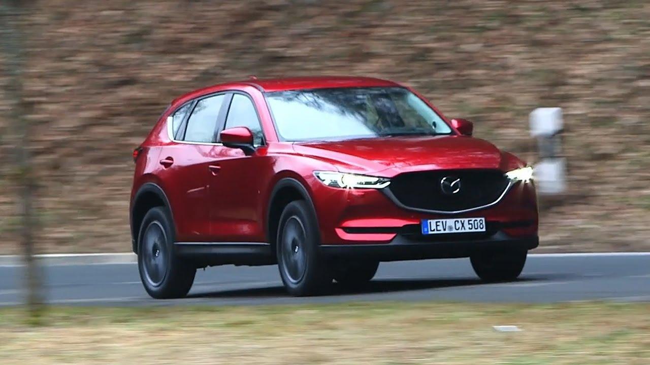 2017 Mazda CX-5 (EU spec) - YouTube