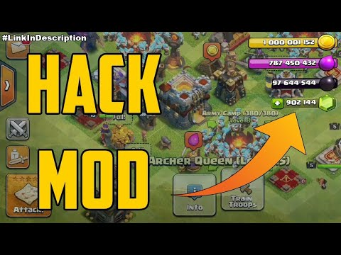 (⚡No Root⚡) Clash Of Clans Mod Apk V13.180.13 ( Unlimited Gems And Gold )
