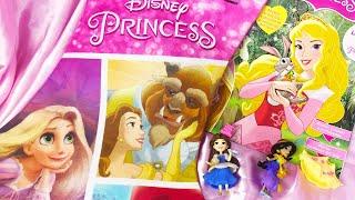 Apriamo la Calza della Befana delle Principesse Disney [Unboxing in italiano]