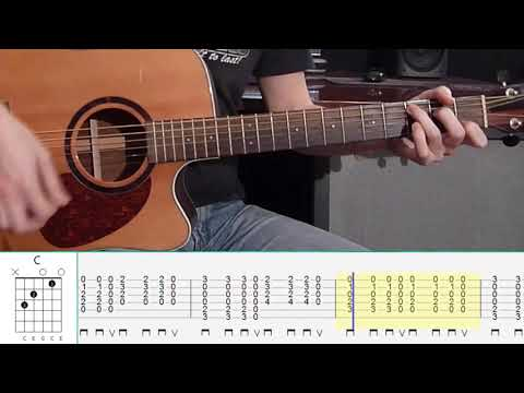 Cat Stevens - Father And Son (Guitar Tutorial)