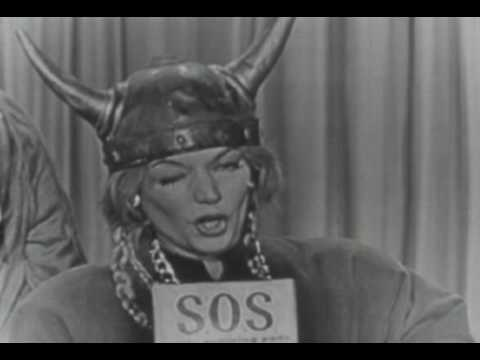 The Garry Moore   SOS Pads Commercial 1950s