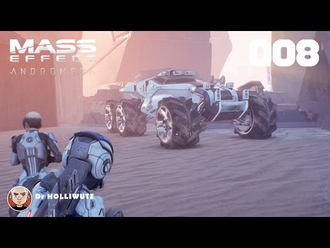 Mass Effect: Andromeda #008 - Eos: Monolith 2 [PS4] Let's play Mass Effect