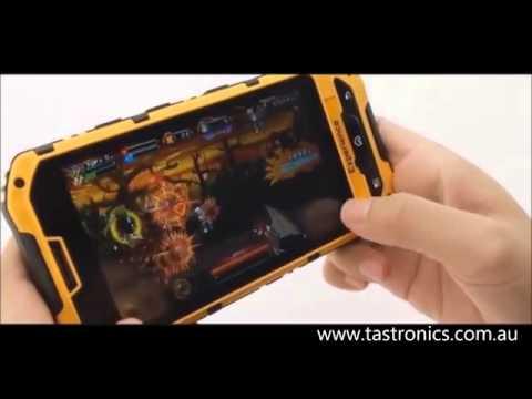 ip68 standard mobile phone Waterproof, Shockproof, Dustproof, 8MP Camera Leeline L18