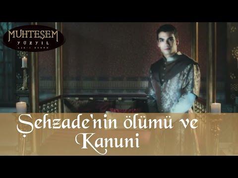 Şehzade'nin Ölümü ve Kanuni - Muhteşem Yüzyıl 103.Bölüm