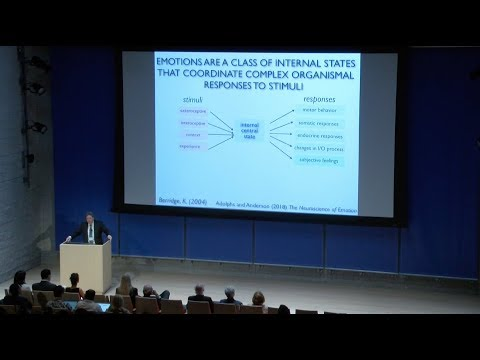 Mind Brain Behavior Symposium: David Anderson