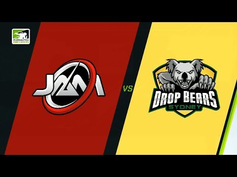 Just a Minute Gaming vs Sydney Drop Bears (Part 1) | OWC 2018 Season 1: Australia