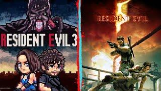 Resident Evil 3 - Speedrun Nemesis% + Resident Evil 5 - 2 Parte Pc/120fps - En español