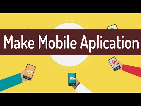 Oracle APEX - Make Mobile Application