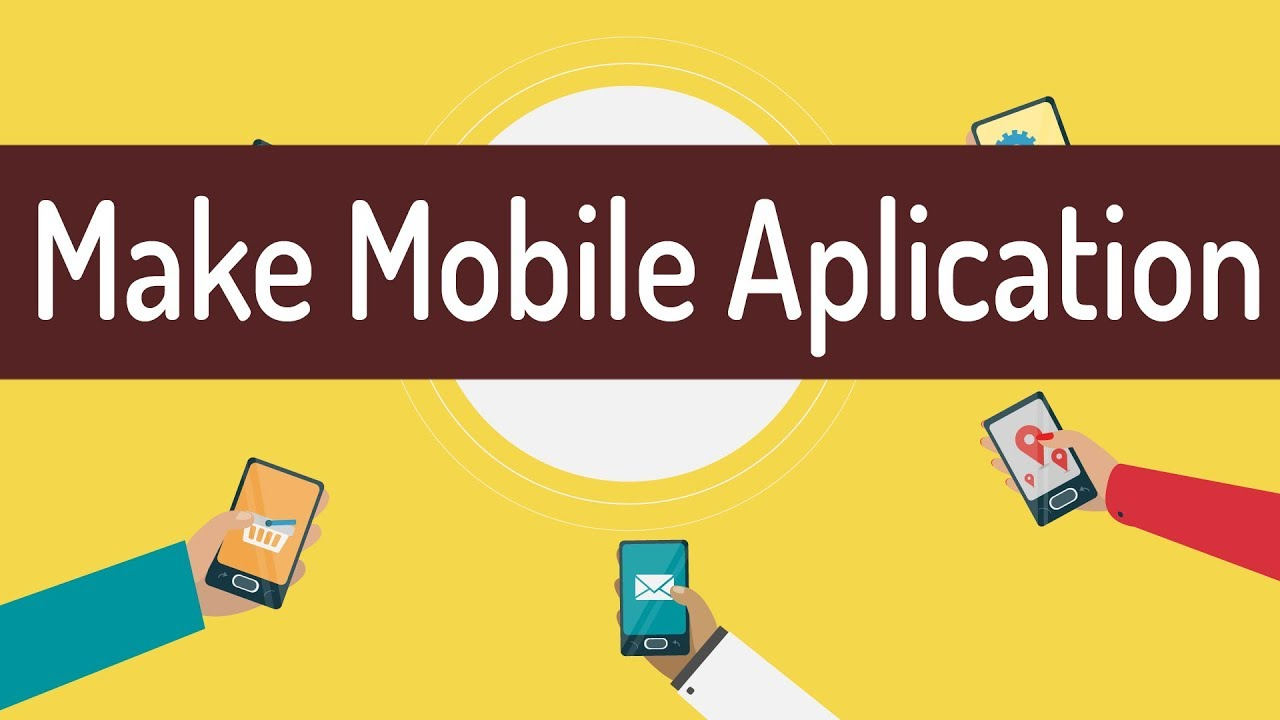 Oracle APEX - Make Mobile Application