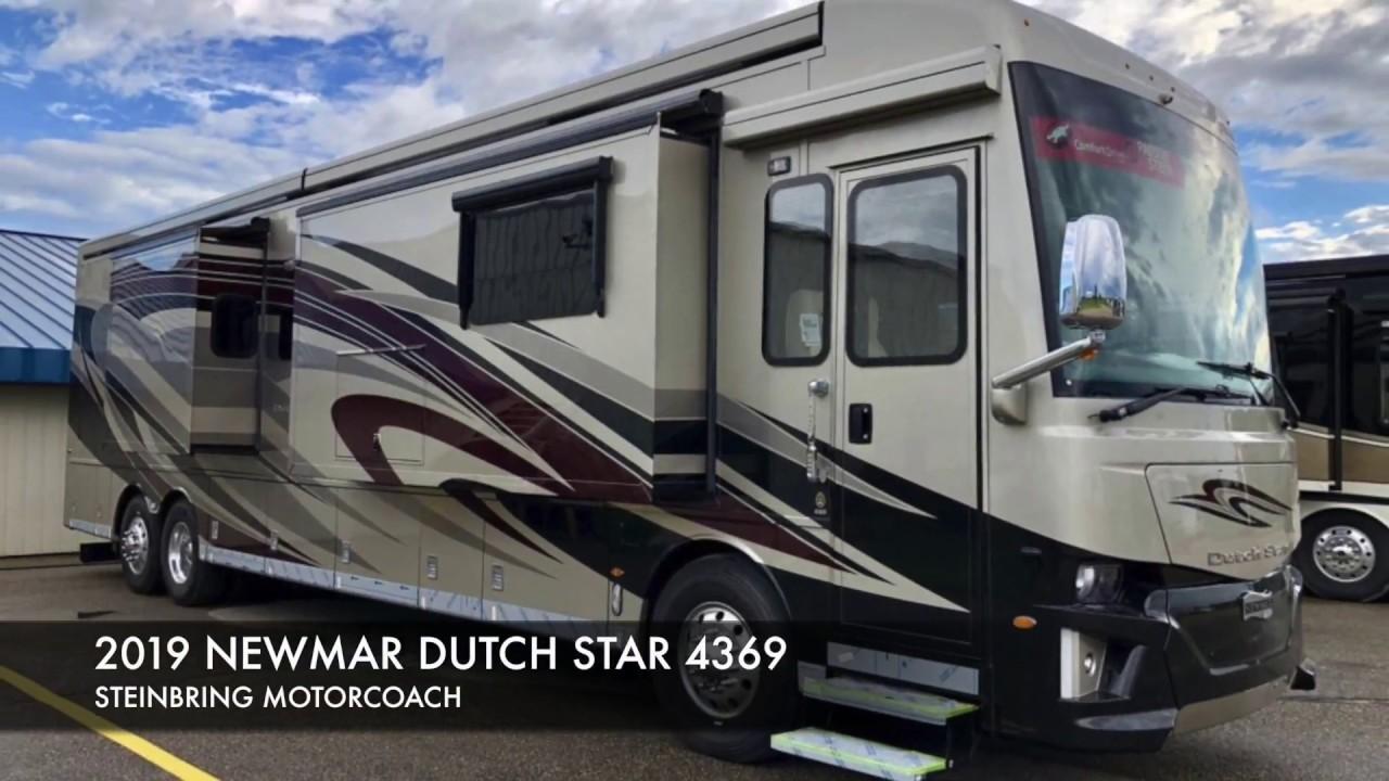 2019 Newmar RV Dutch Star 4369 SOLD for Sale in Garfield, MN