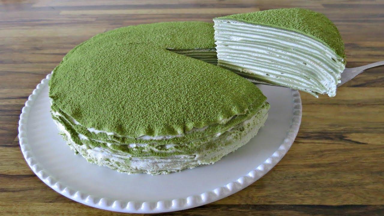 How To Make Crepe Cake Youtube