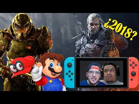 Doom, Wolfenstein 2 y otros AAA en SWITCH - Nintendo Direct 13-Sep | #Pseudoanalistas S02E03