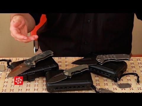 Medford Knife & Tool: правила использования и обзор ножей Praetorian