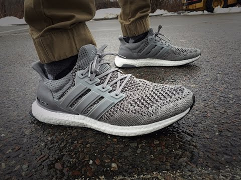 ON FEET: adidas Ultra Boost \