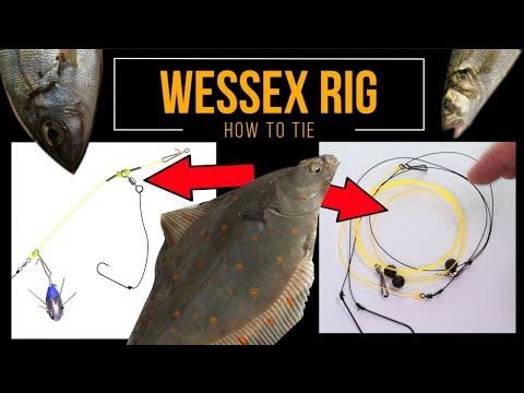 Sea Fishing Rig Guide - WESSEX RIG A Two Minute Rig That Works