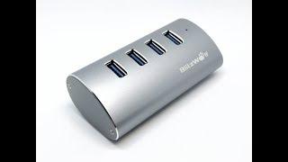 BlitzWolf BW-H1 4 Port USB 3 0 Hub из Banggood