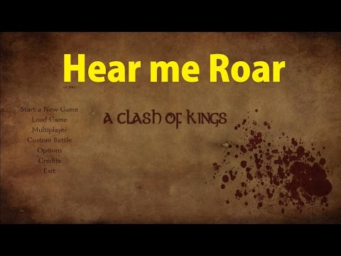 ACOK Hear Me Roar Quest