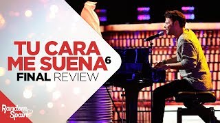 Tu Cara Me Suena 6 | Final Review