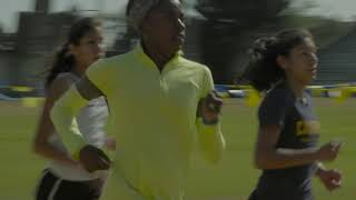 Workout Wednesday: Alysia Montano and Cal Men 800m Simulation