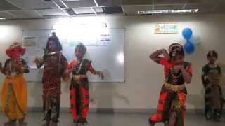 Gajavadana Beduve - A Bharatanatya Dance Performance by Sinchana M Aithal