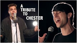 A Tribute To Chester Bennington // Linkin Park Mashup (Future Sunsets & Grayson DeWolfe Cover Mashup