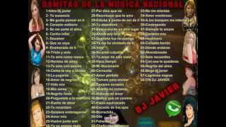 DAMITAS DE LA MUSICA NACIONAL dj javier FIN DE AÑO CHICHA MIX