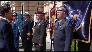 Не віддав честь Президенту: командувач ССО і Грицак пішов на демарш проти Зеленського