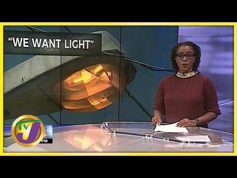 St. Thomas Residents Still Without Electricity | TVJ News - August 20 2021