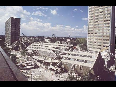 Mexico City - Mega Earthquake Footage (Full Documentary)