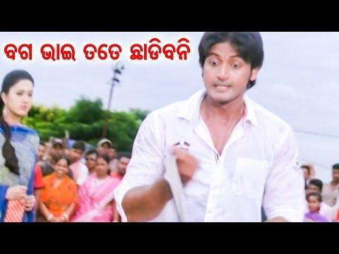 Best Odia Action Scene - Baga Bhai Tate...