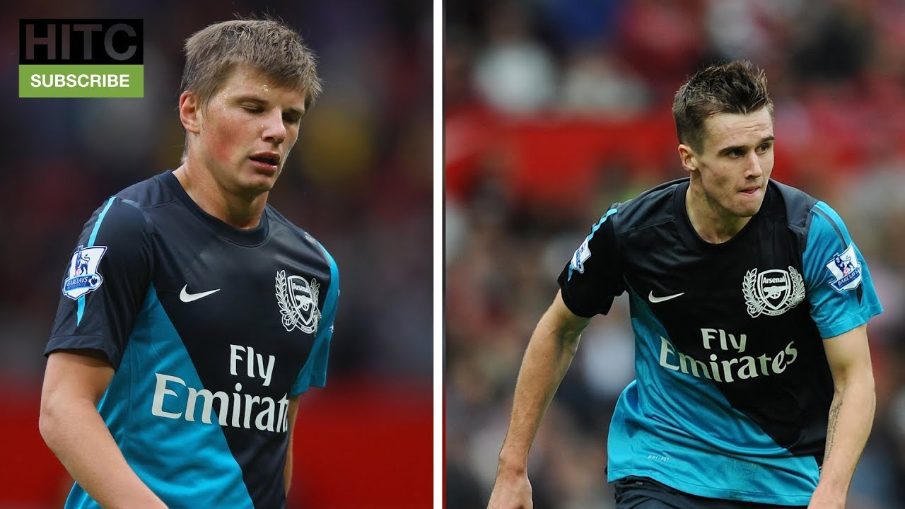 Download MAN UNITED 8-2 ARSENAL: Where Are They Now?