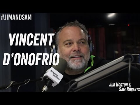 Vincent D'Onofrio - Emerald City,  Stanley Kubrick, Passing on Sopranos - Jim Norton & Sam Roberts