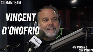 Vincent D'Onofrio - Emerald City,  Stanley Kubrick, Passing on Sopranos - Jim Norton & Sam Roberts