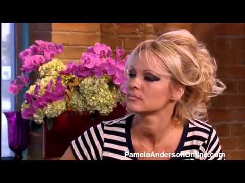 Pamela Anderson  Interview This Morning