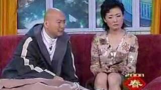 2008 央视春晚小品 新闻人物 郭冬临 周涛 (2/2)
