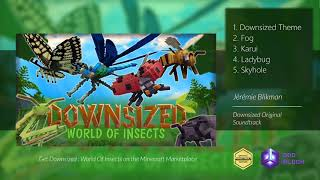 Game Music || Downsized World of Insects