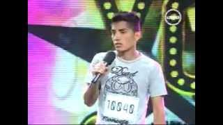 YO SOY PERU [13/06/12] Casting SHAKIRA o ¿SHAKIRO?  Buenísimoo .YO SOY