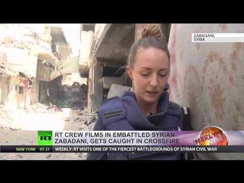 Syria Zabadani 2015 August