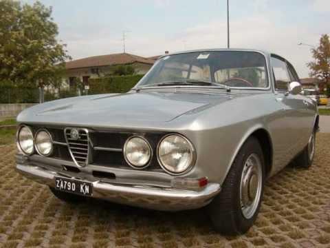 Alfa Romeo Gtv6 >> ALFA ROMEO GTV 1750 VELOCE COUPE' DEL 1968 IN VENDITA TO SELL - YouTube