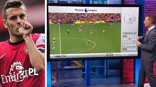 Premier League Tactics Session: Arsenal's team goal v. Norwich (2013) | NBC Sports